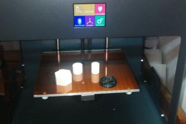 3D nyomtatás pedagógus továbbképzés